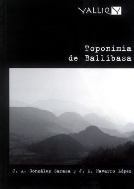 TOPONIMIA DE BALLIBASA