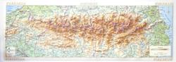 PIRINEOS [RELLEU] 1:800.000- ORIENTAZION