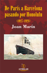 DE PARIS A BARCELONA PASANDO POR HONOLULU (1927-1928)