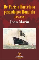 DE PARIS A BARCELONA PASANDO POR HONOLULU (1927-1928)