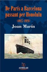 DE PARIS A BARCELONA PASSANT PER HONOLULU (1927-1928)