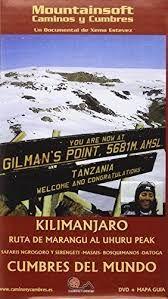 KILIMANJARO -CUMBRES POR EL MUNDO