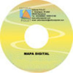 BROGIT DE LA VALL, EL 1:20.000 [CD-ROM] CARTOGRAFIA DIGITAL GPS -PIOLET