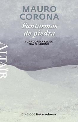 FANTASMAS DE PIEDRA -#18 HETERODOXOS ALTAIR