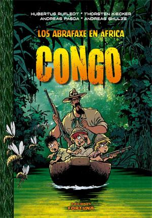 CONGO. LOS ABRAFAXE EN ÁFRICA