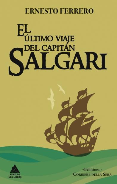 EL ÚLTIMO VIAJE DEL CAPITÁN SALGARI