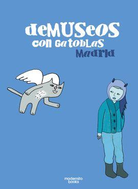 DEMUSEOS CON GATOBLAS -MADRID