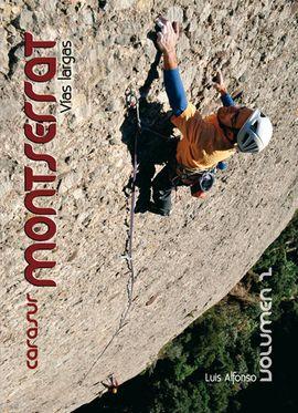 MONTSERRAT CARA SUR - VOLUMEN 2 - VIAS LARGAS