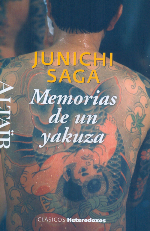 MEMORIAS DE UN YAKUZA -#29 HETERODOXOS ALTAIR
