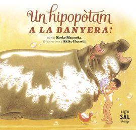 UN HIPOPOTAM A LA BANYERA