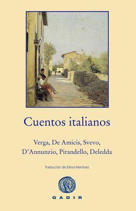 CUENTOS ITALIANOS (BOLSILLO)