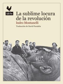 SUBLIME LOCURA DE LA REVOLUCIÓN, LA