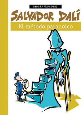 SALVADOR DALÍ -BIOGRAFIA-COMIC [MINI]