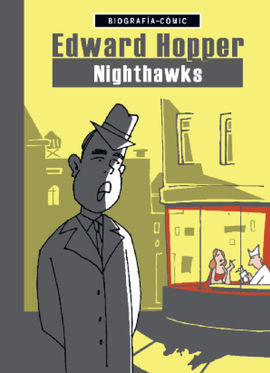 EDWARD HOPPER -BIOGRAFIA-COMIC [MINI]