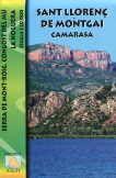 SANT LLORENÇ DE MONTGAI-CAMARASA 1:20.000 -PIOLET