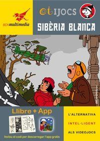 SIBÈRIA BLANCA -OTIJOCS [LLIBRE+APP]