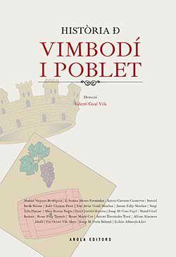 HISTÒRIA DE VIMBODÍ I POBLET -AROLA