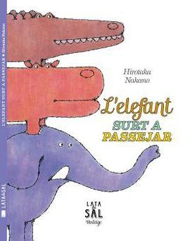 ELEFANT SURT A PASSEJAR, L'