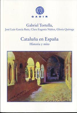 CATALU�A EN ESPA�A  HISTORIA Y MITO