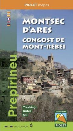 MONTSEC D'ARES 1:20.000 -PIOLET