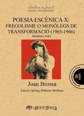 POESIA ESCENICA X. PRIMERA PART -AROLA