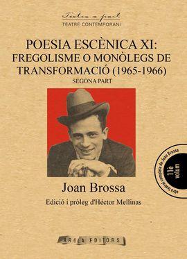 POESIA ESCENICA XI. SEGONA PART