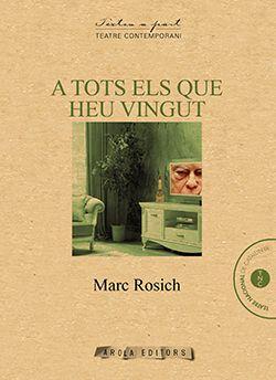 A TOTS ELS QUE HEU VINGUT -AROLA