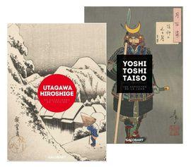 UTAGAWA HIROSHIGE / YOSHITOSHI TAISO