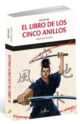LIBRO DE LOS 5 ANILLOS, EL (MANGA)