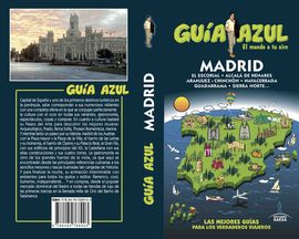 MADRID -GUIA AZUL