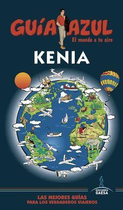 KENIA -GUIA AZUL