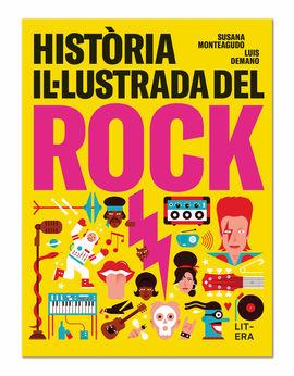 HISTORIA IL·LUSTRADA DEL ROCK