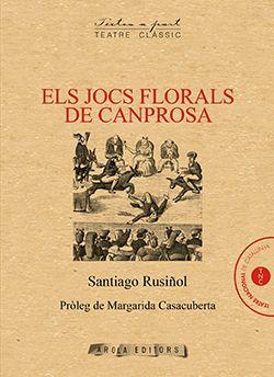 JOCS FLORALS DE CANPROSA, ELS -AROLA