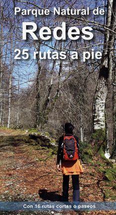 REDES. 25 RUTAS A PIE
