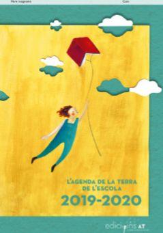 2019-2020 L'AGENDA DE LA TERRA DE L'ESCOLA [ESPIRAL]