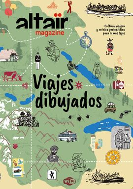 09 - VIAJES DIBUJADOS -ALTAÏR MAGAZINE