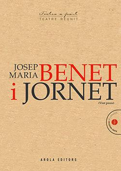 JOSEP M. BENET I JORNET 1963-2010