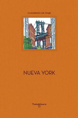 NUEVA YORK [10,5X15,5] -CUADERNO DE VIAJE