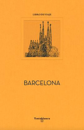 BARCELONA -LIBRO DE VIAJE