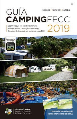 2019 GUIA CAMPING FECC
