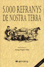 5.000 REFRANYS DE NOSTRA TERRA