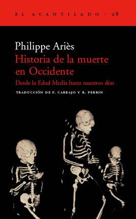 HISTORIA DE LA MUERTE EN OCCIDENTE