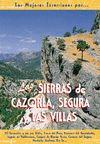 SIERRAS DE CAZORLA, SEGURA Y LAS VILLAS -LAS MEJORES EXCURSIONES