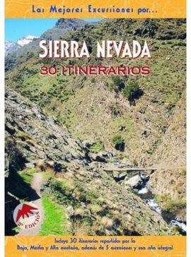 SIERRA NEVADA 30 ITINERARIOS -LAS MEJORES EXCURSIONES POR...