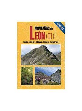 MONTAÑAS DE LEÓN (II) -LAS MEJORES EXCURSIONES... -SENDERISTA