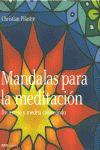 MANDALAS PARA LA MEDITACIÓN