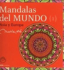 MANDALAS DEL MUNDO (1) ASIA Y EUROPA