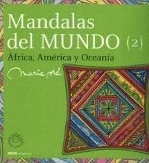 MANDALAS DEL MUNDO (2) AFRICA, AMERICA Y OCEANIA