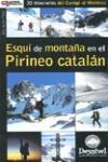 PIRINEO CATALAN, ESQUI DE MONTAÑA EN EL