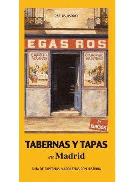 TABERNAS Y TAPAS EN MADRID